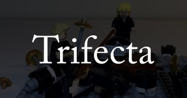 Trifecta - The Enigma of Mr. Fripp (from Fragments)