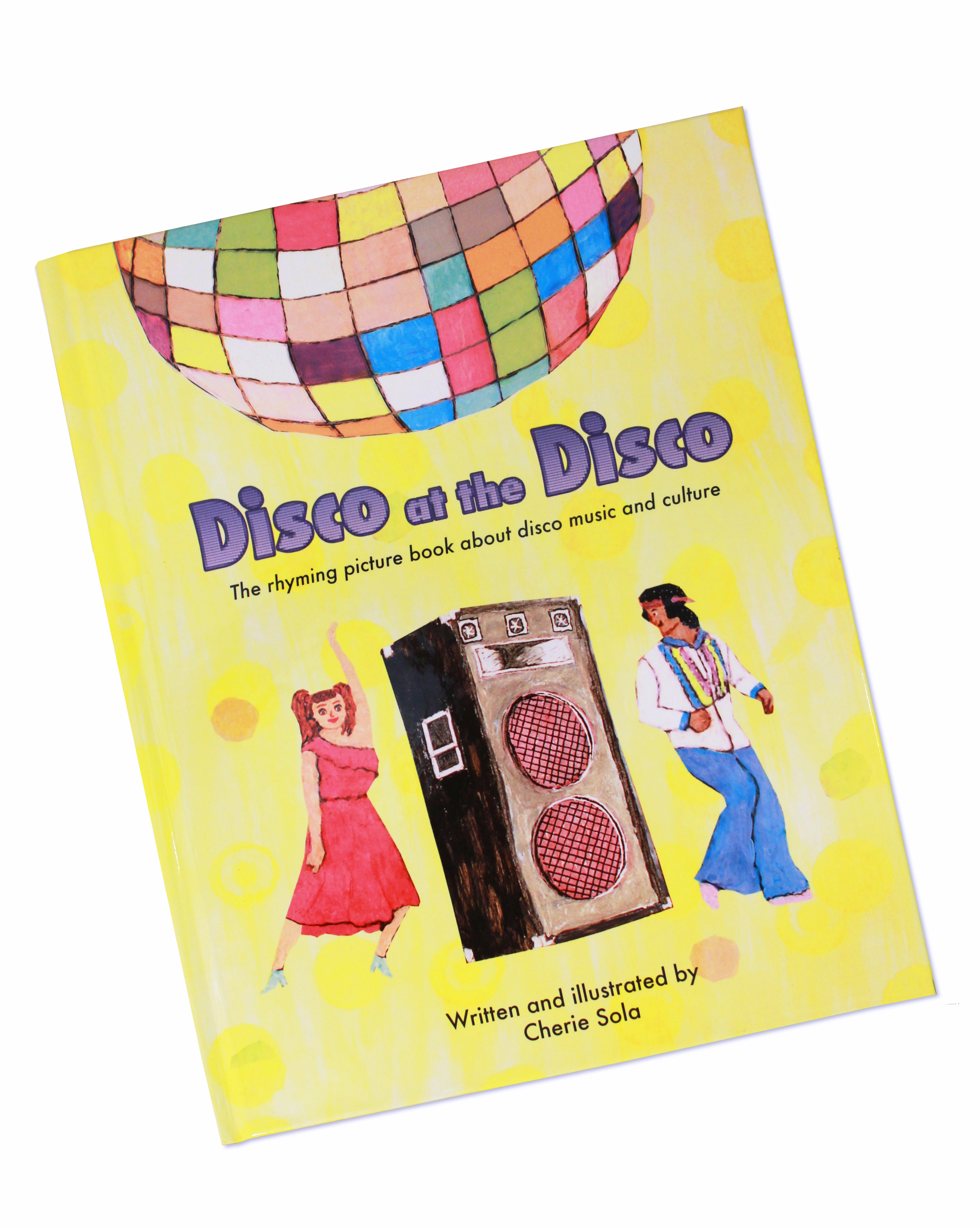 Disco At The Disco Book Musically Trained