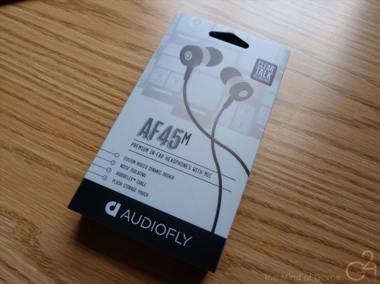 AudioFly AF45 3