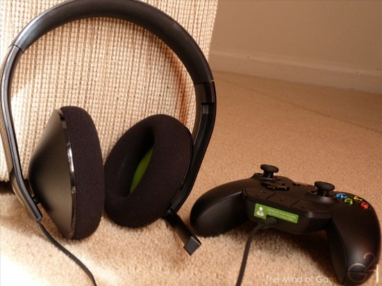 Xbox One Stereo Headset 9