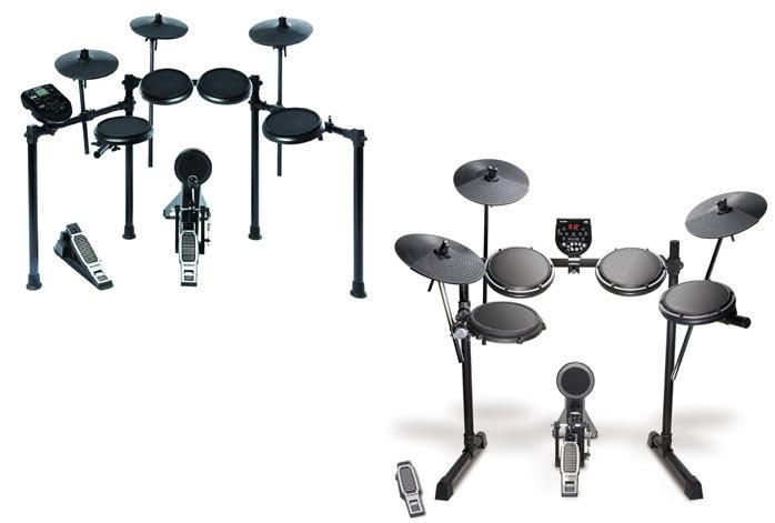 Alesis Nitro Kit Vs Dm6 Musicalvs Com