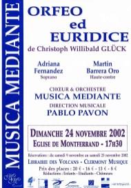 _1 - 2002-11-24 Concert Clermont-Ferrand Flyer