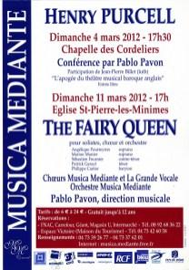 _2012-03-11 Concert Clermont-Ferrand Affiche