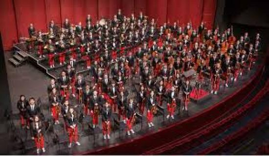 ny simphony orchestra moderna