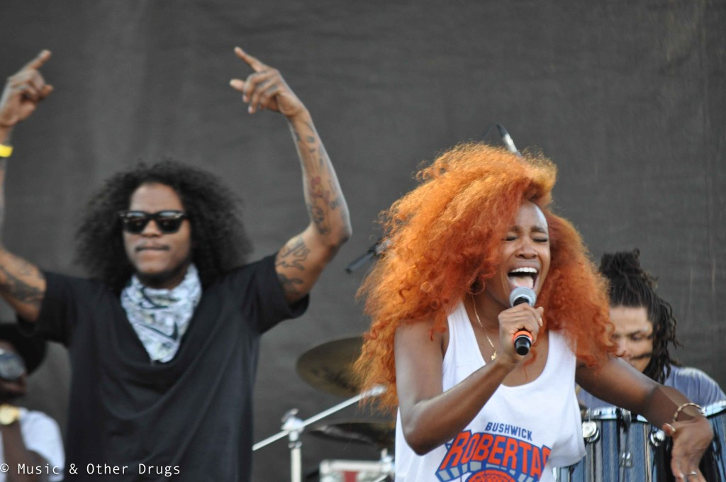 Ab-Soul & SZA | Photograph by Jordan Leigh