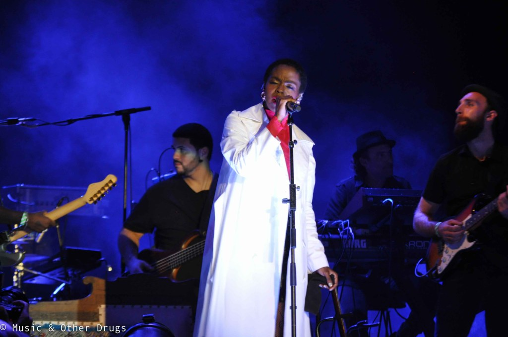 Ms. Lauryn Hill | Photograph by Jordan Leigh