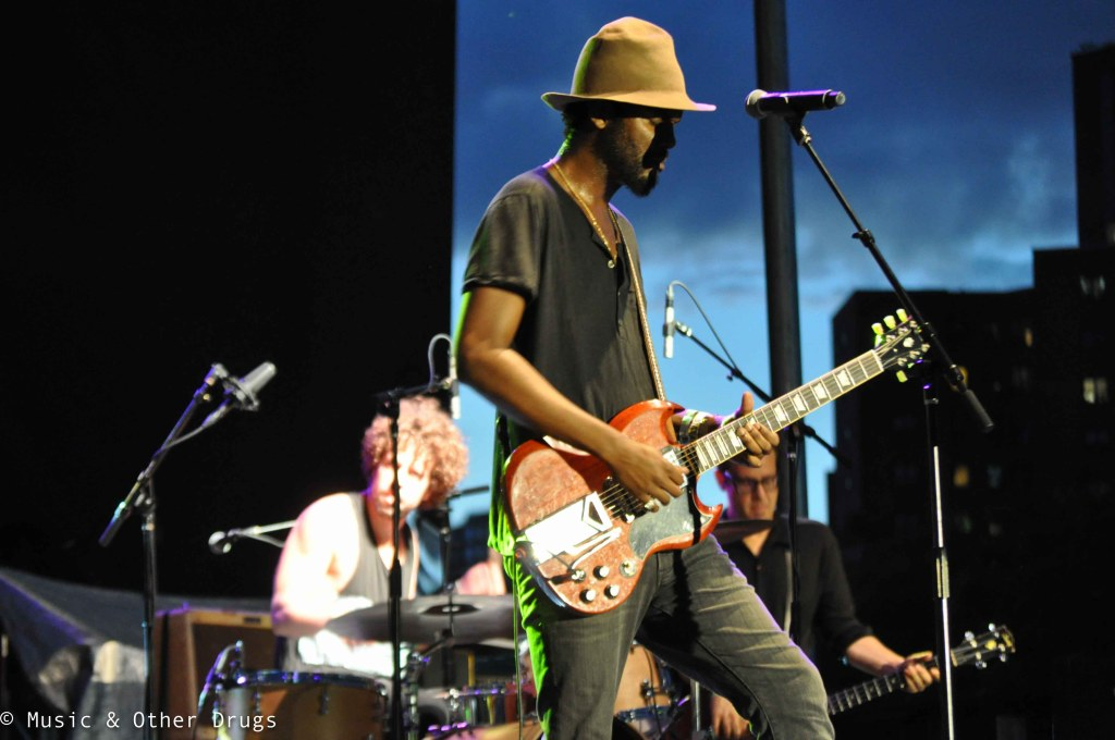 Gary Clark Jr. | Photograph by: Jordan Leigh
