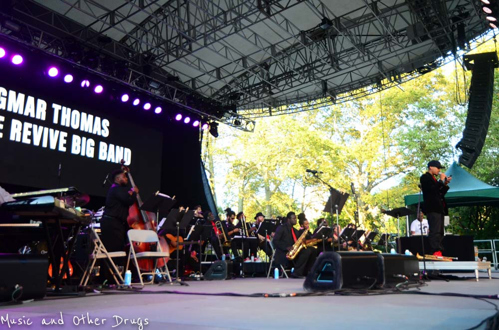 Igmar Thomas & The Revive Big Band