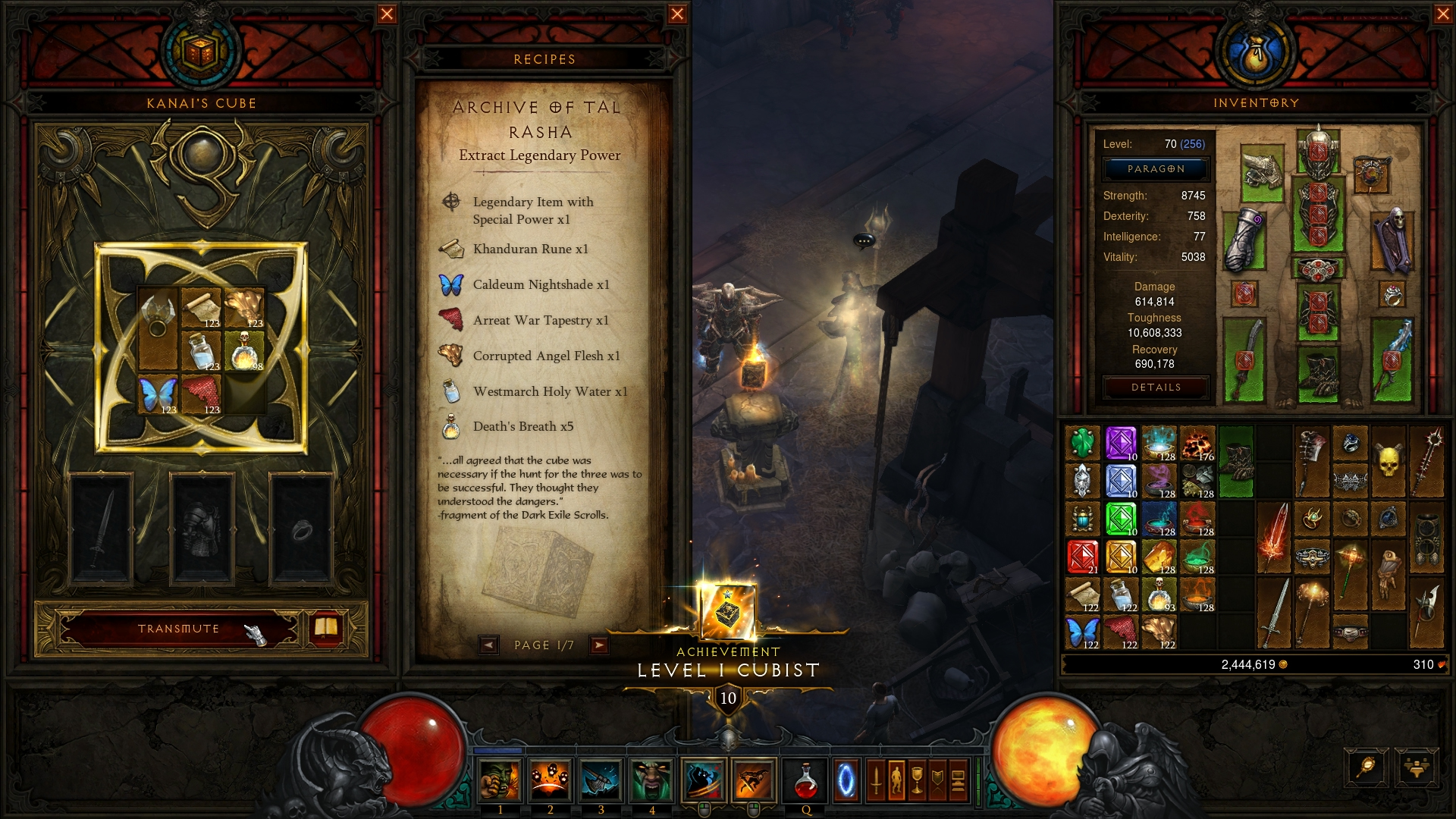 Diablo 3's Big Patch 2 3 Goes Live, It Will Be Bigger and