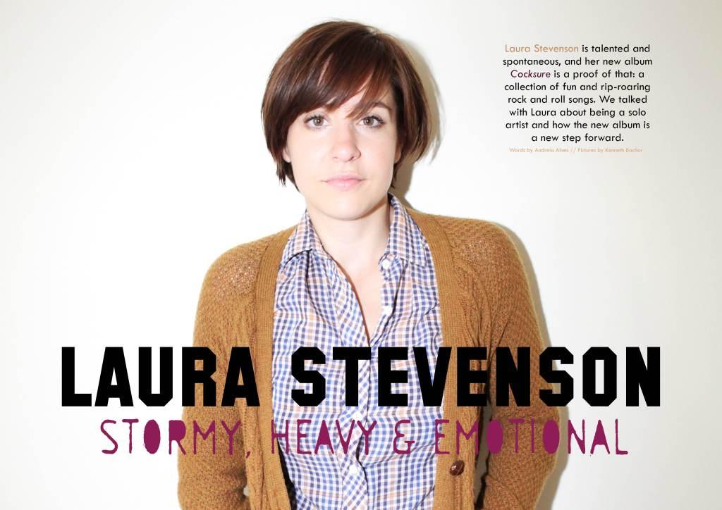 Laura Stevenson feature