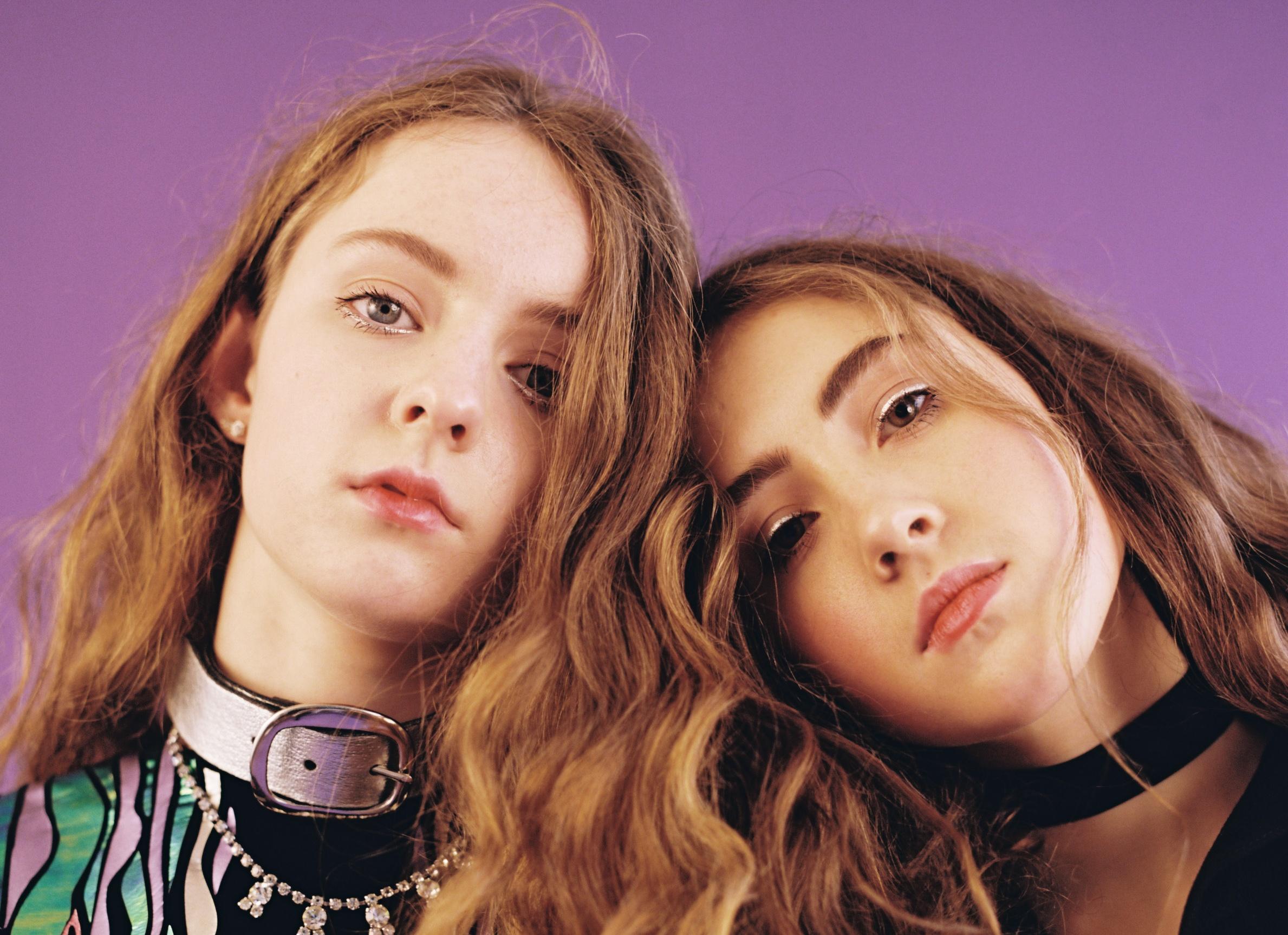 Two straight teens