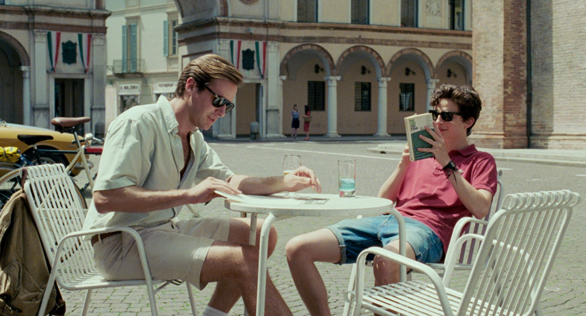 Film Review Call Me By Your Name