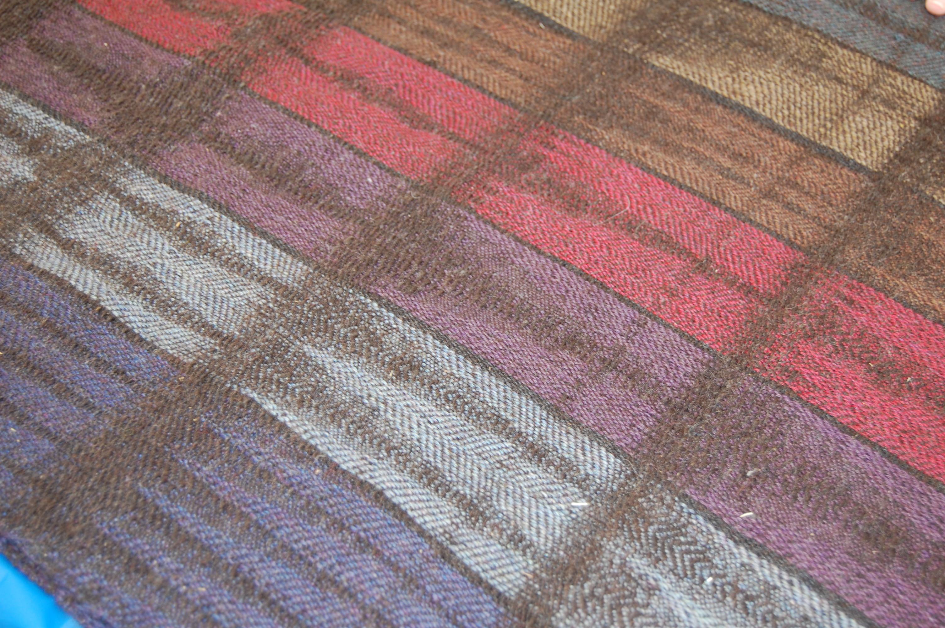 Wool Cloth before felting