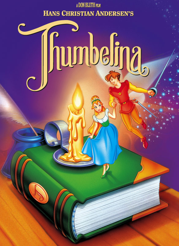 Image result for Thumbelina