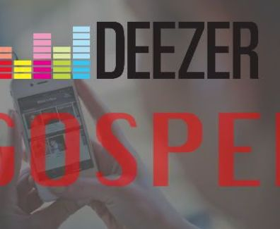 playlist gospel deezer