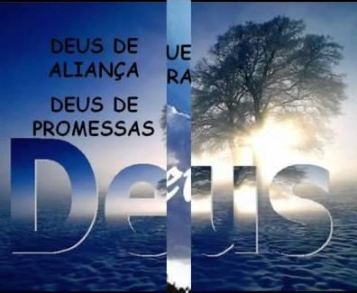 Deus de Promessas – Toque no Altar
