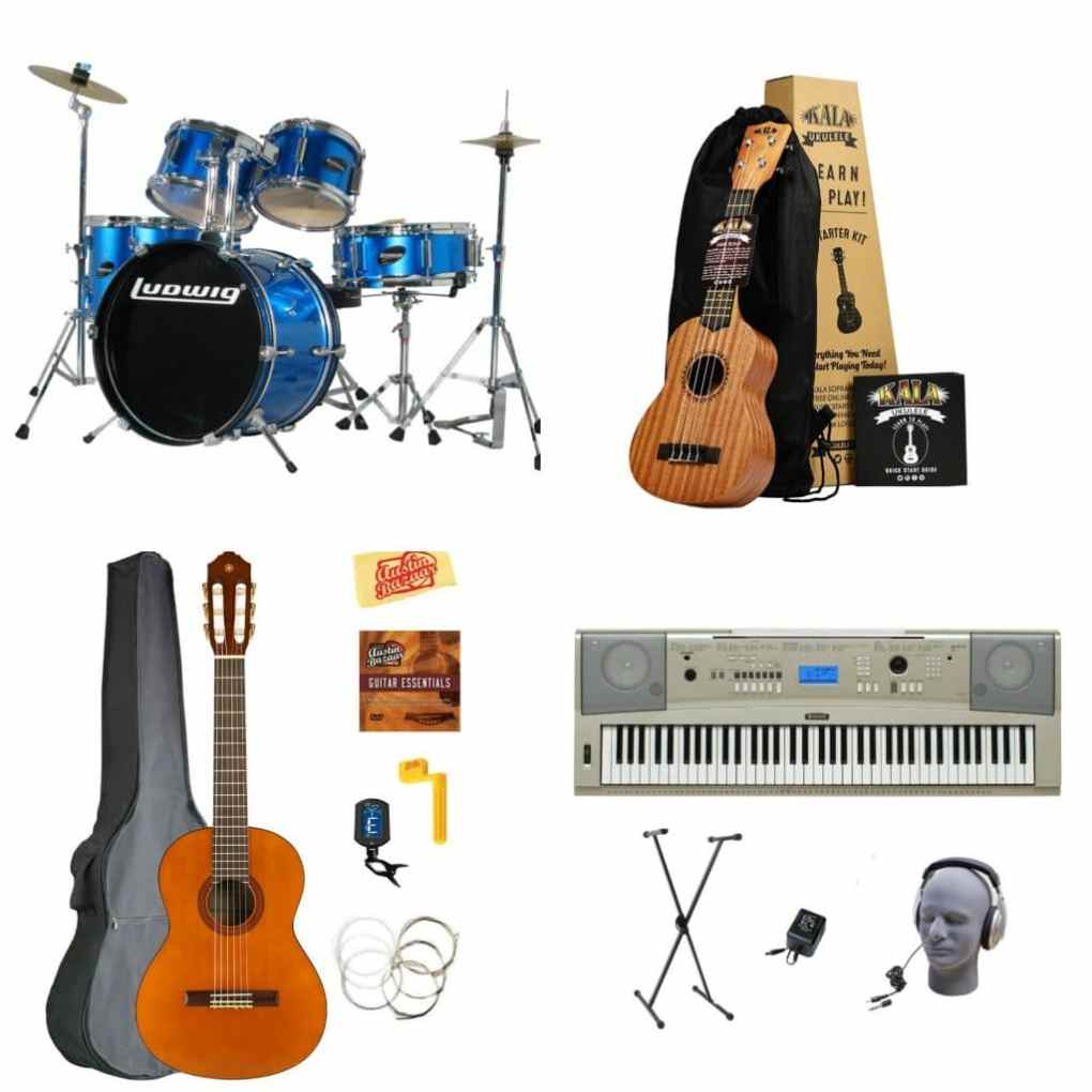best musical instruments for your kids