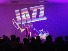 Our very popular Jazz Cafe