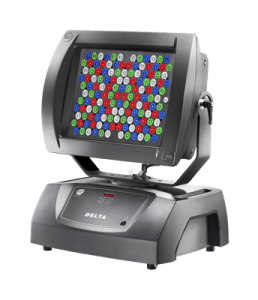 D.T.S.DELTA 8 RGB B HEAD