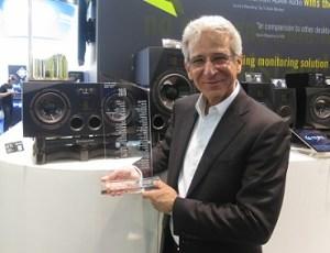 David Angress, CEO de ADAM Audio
