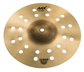 "10"" AAX Aero Splash acabado natural"