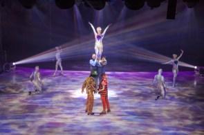Symphony of the Seas Ice Show