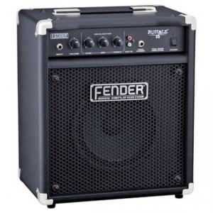 amplificador fender para bajo rumble 15