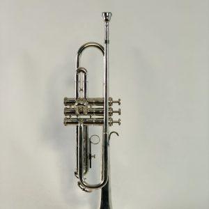 """Trompeta """"J.MICHAEL"""" Plateada"""