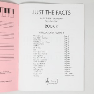 Just The Facts Archives - MusicBag Press