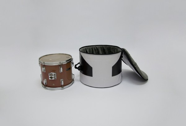 tom bag from handcrafted drum set bag by music bags.crea-re.com