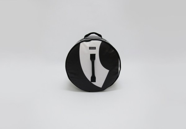 Floor tom bag from handcrafted drum set bag by music bags.crea-re.com d