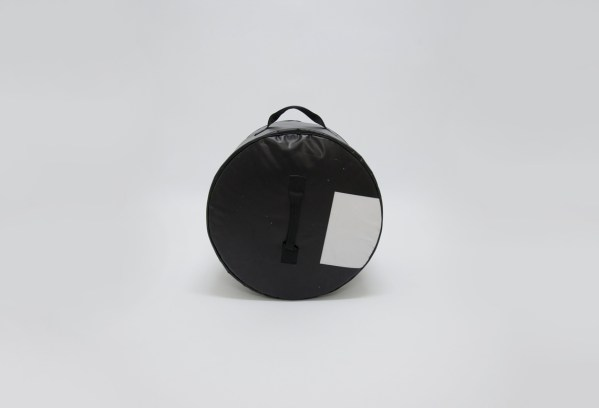 Floor tom bag from handcrafted drum set bag by music bags.crea-re.com 4