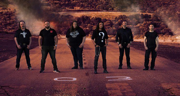 """Οι Prog/Power band ILLUSORY, κυκλοφόρησαν το πέμπτο τους single με τίτλο """"A Poem I Couldn't Rhyme"""" από το άλμπουμ """"Crimson Wreath"""""""