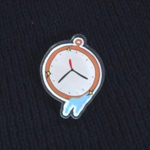 Freeze Time Pin