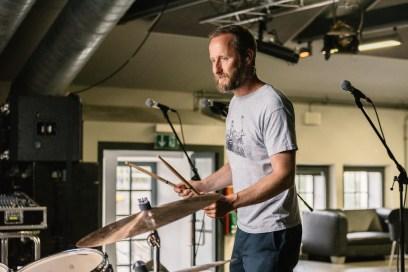 Schlagzeuglehrer Sven - Get Started 2016