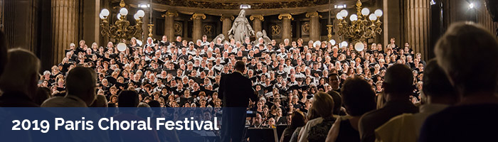 The Paris Choral Festival is Returning in 2019!
