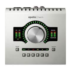 Universal Audio Apollo Twin USB - zestaw wtyczek o wartości 3 250 zł gratis!