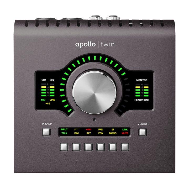 Universal Audio Apollo Twin Mk II QUAD - zestaw wtyczek o wartości 4770 zł gratis! 1