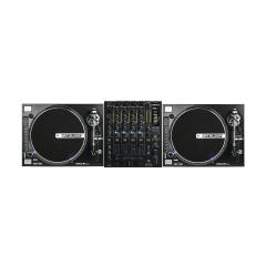 Reloop Power Scratch DJ Set