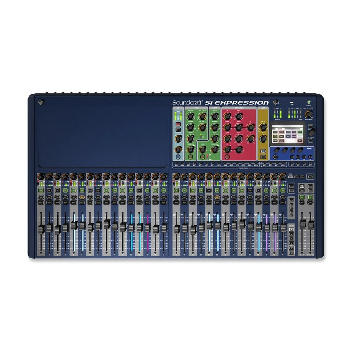 Soundcraft Si Expression 3 1