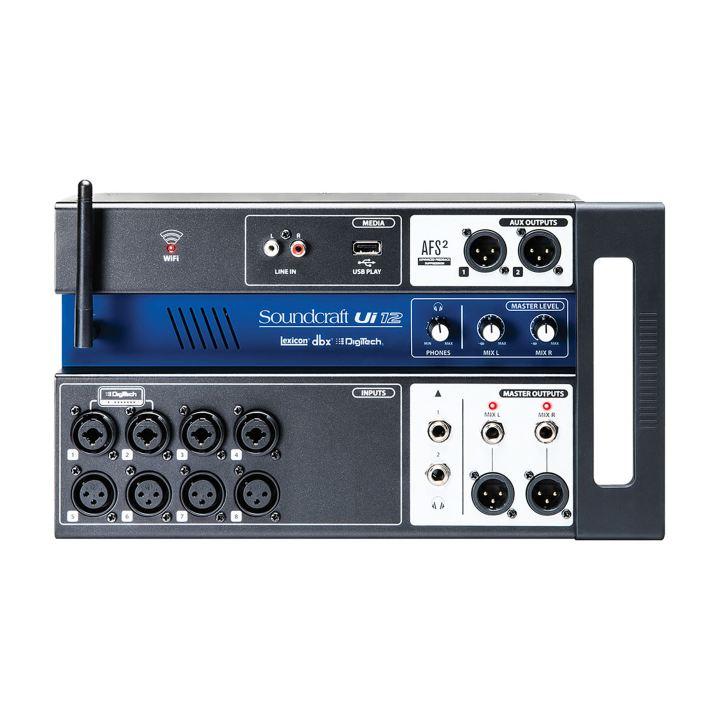 Soundcraft Ui12 3