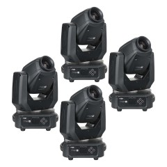 Showtec Phantom 65 LED Spot x4