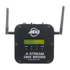 American DJ 4 Stream DMX Bridge