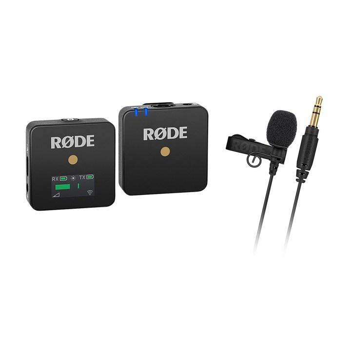 rode wireless go + rode lavalier go set