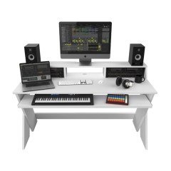 Glorious Sound Desk Pro White
