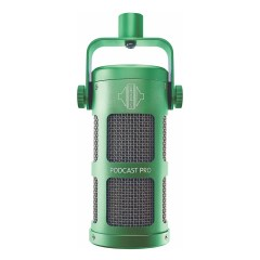 Sontronics PODCAST PRO Green