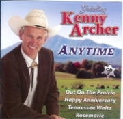 YODELLING KENNY ARCHER ANYTIME CD