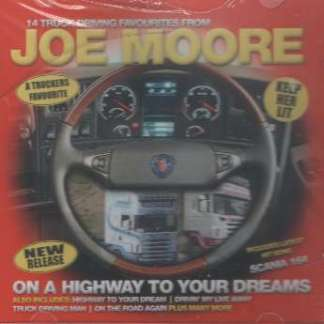 14 Truck Driving Favourites from Joe Moore CD