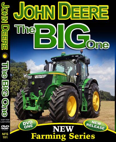 John Deere The Big One DVD