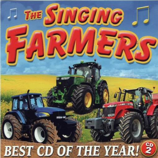 the singing farmers cd 2 super county songs